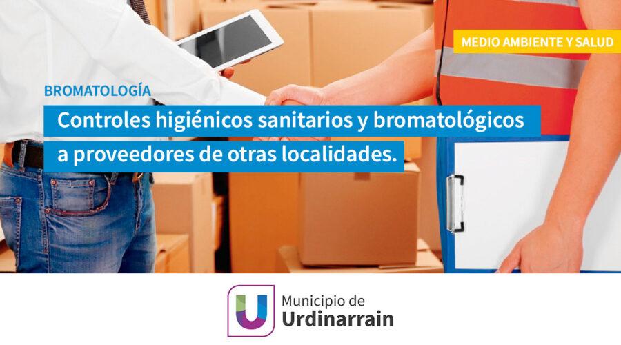 Controles Bromatológicos